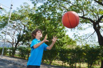 3 basketbal tips van Sem - Up Kinderopvang