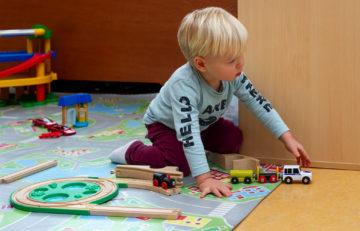 Files oplossen bij kinderdagverblijf - Up Kinderopvang aan Wethouder Fischerplantsoen in Den Haag Ypenburg