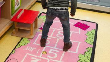 Hinkelen is hip bij buitenschoolse opvang - Up Kinderopvang aan Laan van Hoornwijck In den Haag Ypenburg