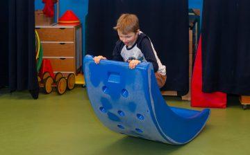 Hoe hoog schommel jij bij buitenschoolse opvang - Up Kinderopvang aan de Derde Werelddreef in Delft