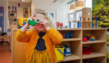 Ik zie ik zie wat jij niet ziet bij kinderdagverblijf - Up Kinderopvang aan de Daniël Catterwijckstraat in Rijswijk
