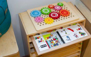 Kies je eigen spel bij peuteropvang - Up Kinderopvang aan Böttgerwater - Den Haag Ypenburg