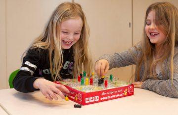 Plezier maken bij buitenschoolse opvang - Up Kinderopvang aan Caspar Fagelstraat in Delft