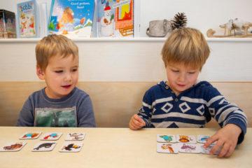 Samen spelen en ontdekken bij kinderdagverblijf - Up Kinderopvang aan de Daniël Catterwijckstraat in Rijswijk