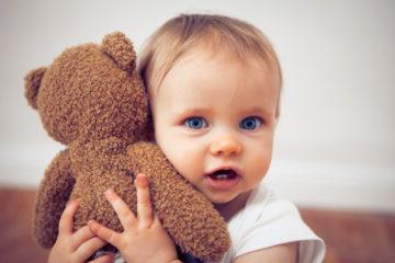 Seksuele ontwikkeling baby 0 tot 2 jaar