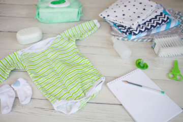 Checklist wat heb je nodig voor je bevalling